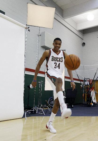 New-look Bucks eager to get training camp started