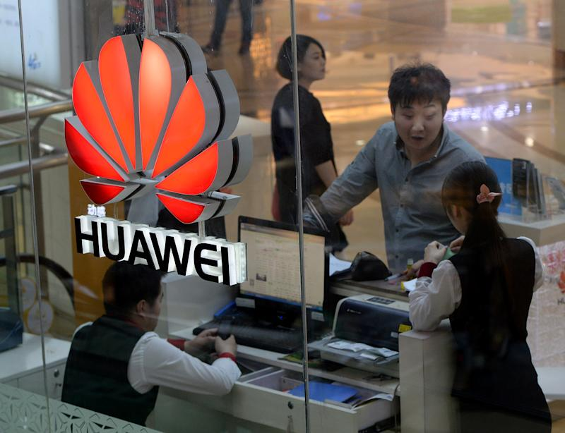 Chinese telecommunications equipment giant Huawei operates in 170 countries and the company says one third of the world's population communicate using its products in some way