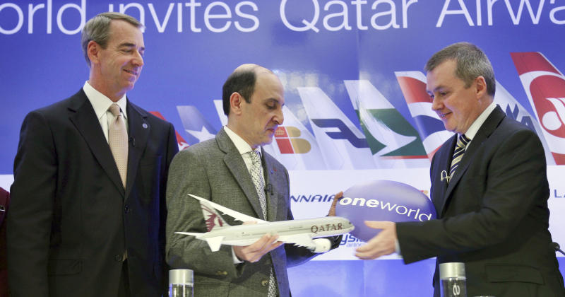 Qatar Airways joins airlines alliance