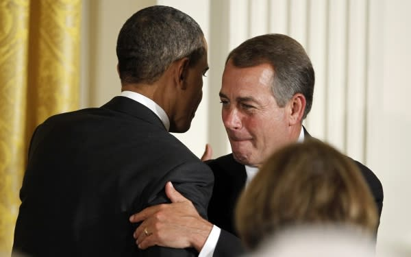 600 obama boehner hug REUTERS Jason Reed.jpg