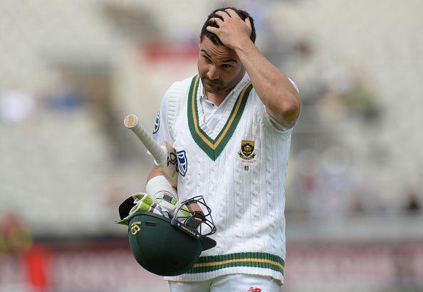 South Africa on top despite Elgar heartbreak