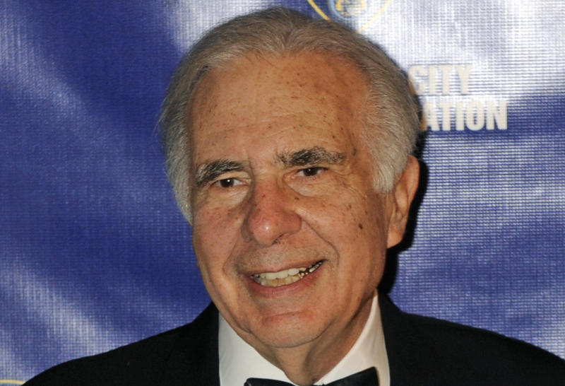 Icahn: Apple should launch $150B stock buyback
