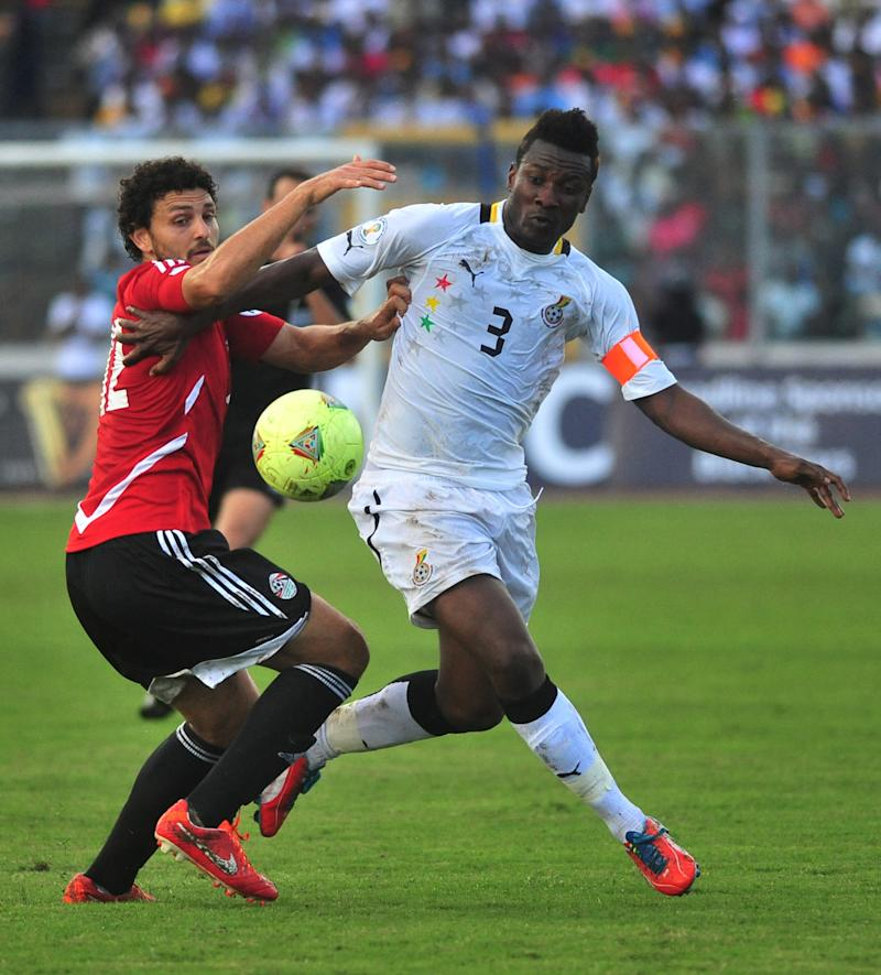 Ghana president expects players to 'die a little'