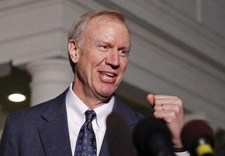 A turning of GOP tide in solidly Democratic Illinois