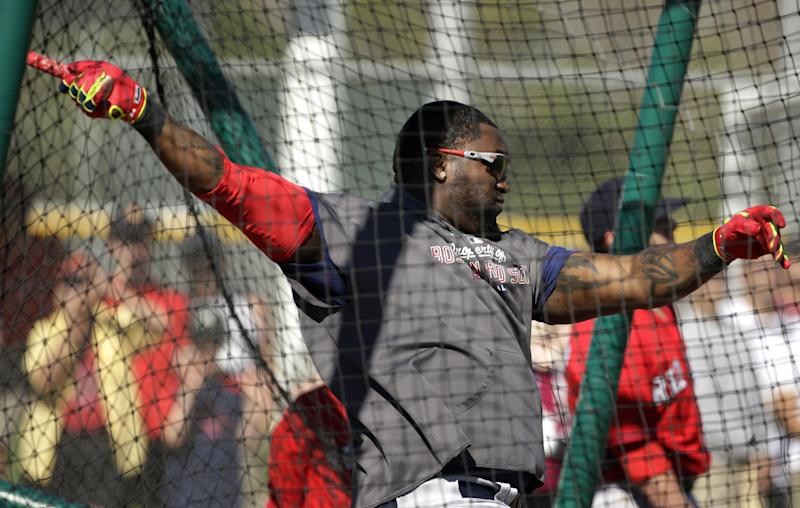 Red Sox DH Ortiz wants 1-year contract extension