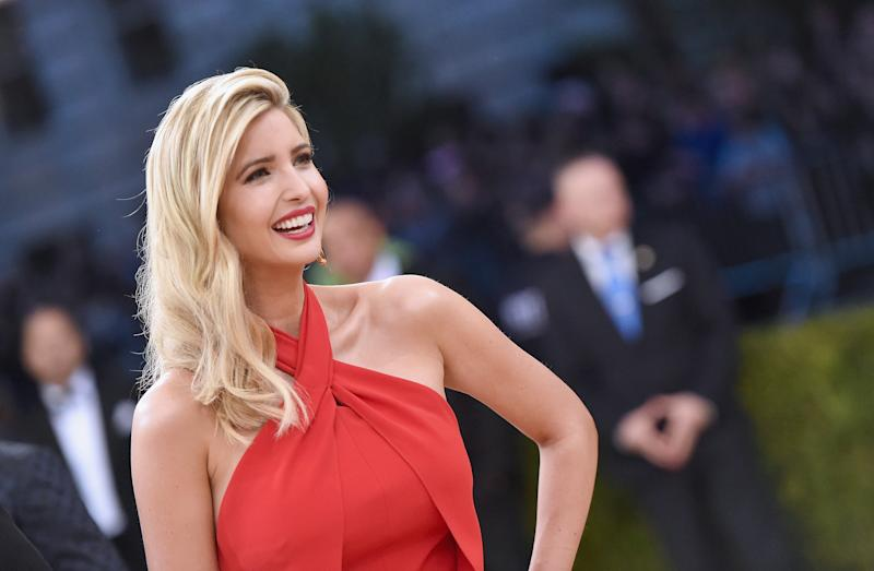 Ivanka Trump heads to Berlin for women's conference