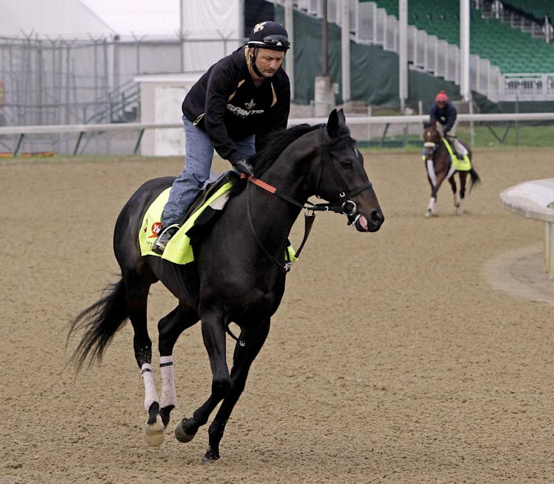 Dance With Fate prepares for Kentucky Derby