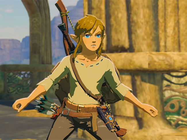 'The Legend of Zelda: Breath of the Wild' latest news
