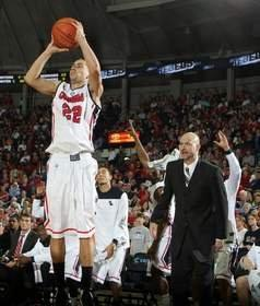 Ole Miss Guard Marshall Henderson and Mississippi State's Martha Alwal Win 2013 Awards as Magnolia State's Top Male, Female College Basketball Players