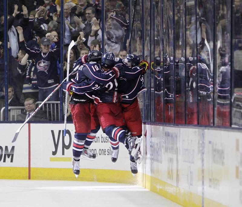The NHL playoffs: now with wild cards!