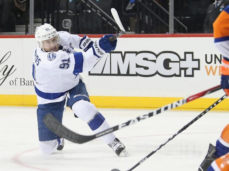Injury woes continue for Lightning's Stamkos