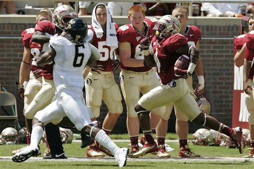 No. 5 Florida St rolls to 52-0 win over Wake