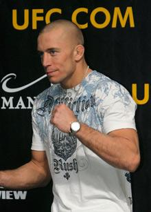 Koscheck brings out St. Pierre's passion