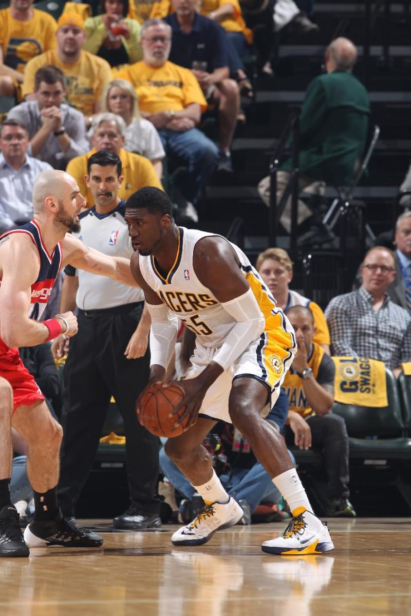 Pacers need Hibbert to make difference in Game 2