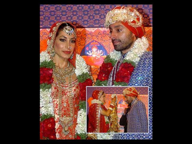 <b>Chatwal Wedding<br> Cost: 100 crore approx</b><br>Hotelier Vikram Chatwal's wedding to model Priya Sachdev took place in 2006. The week-long Chatwal wedding festivities took place across the three Indian cities, Mumbai, Udaipur, and Delhi. Six hundred guests from 26 countries attended the nuptials, and were flown in on private chartered jets.
