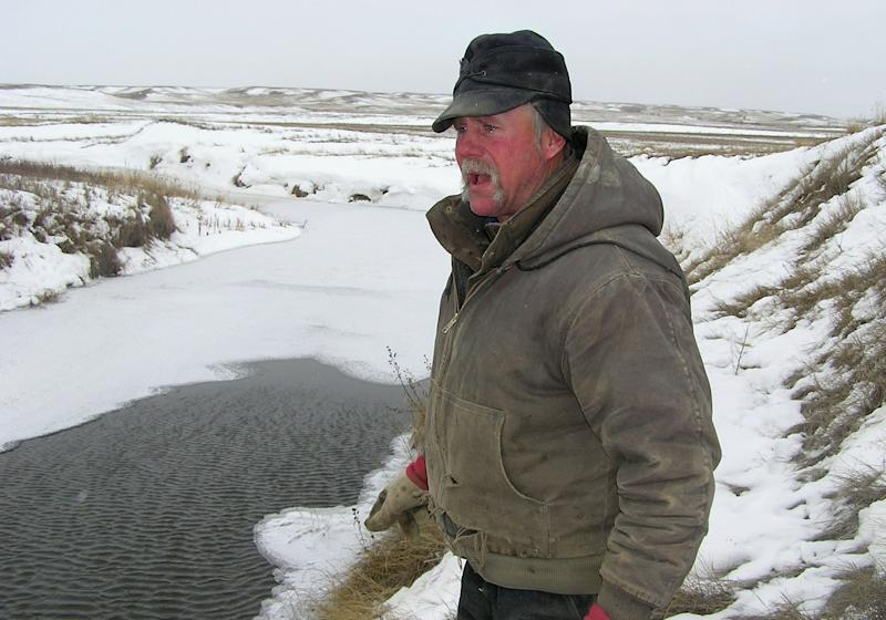 Cleanup of 2006 ND saltwater spill still ongoing
