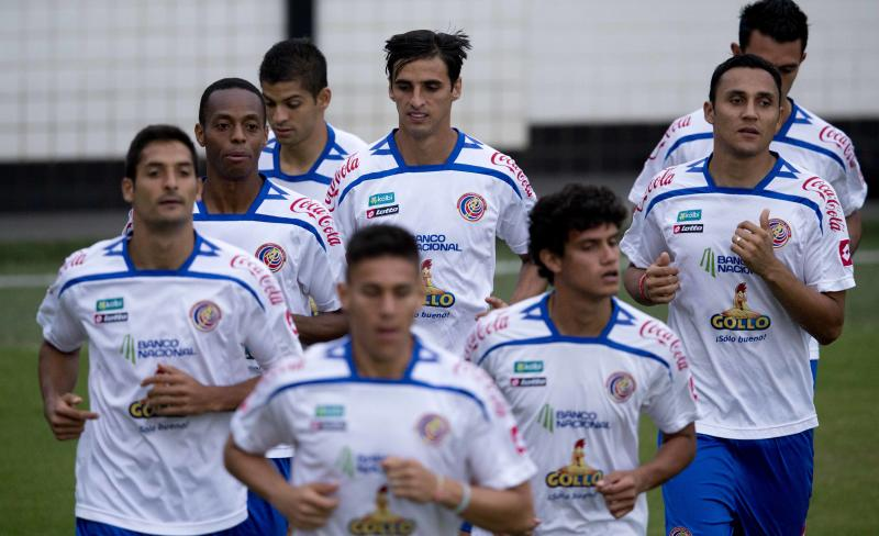 Costa Rica complains to FIFA about anti-doping