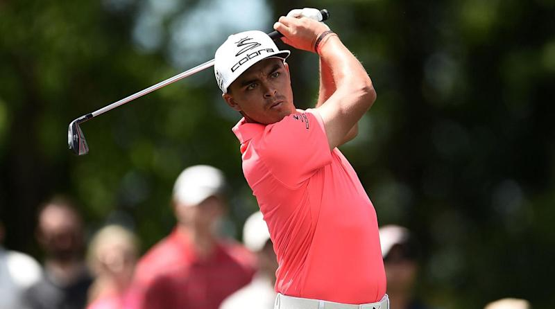 Sung Kang Survives Charge From Rickie Fowler at Shell Houston Open