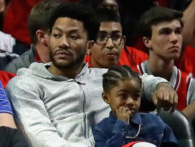 Derrick Rose looks for a free agent home, after it 'sucked losing' 51 games with the Knicks