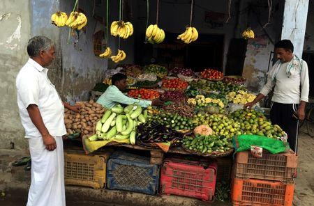 India's July retail inflation stays above c.bank target