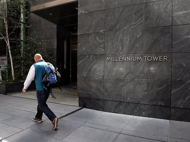 millennium tower san francisco