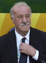 Vicente Del Bosque never lets his Spain team be satisfied.