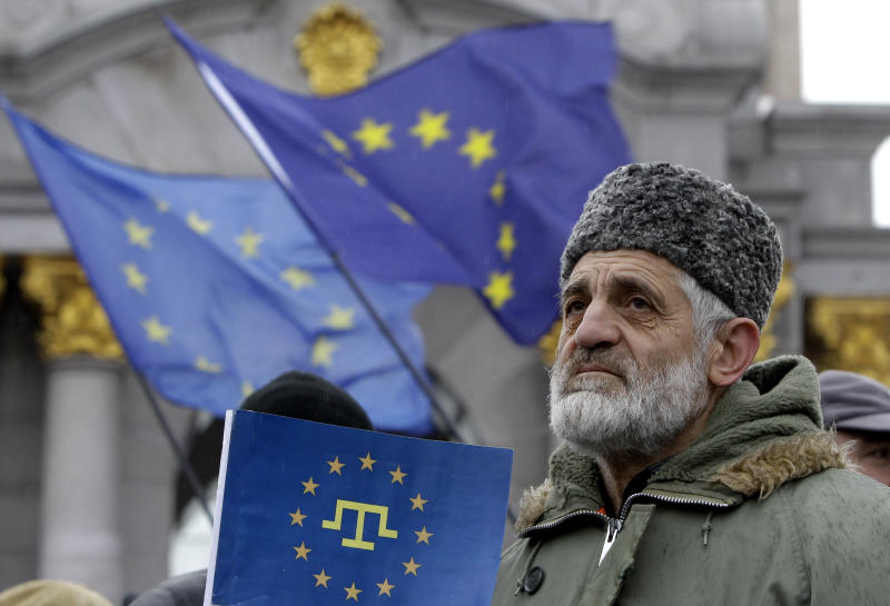EU blames Russia for failure of deal with Ukraine