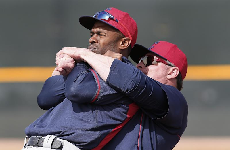 Giambi has to show Indians he deserves roster spot