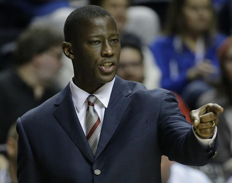 Thunder Assistant Anthony Grant Takes Dayton Job