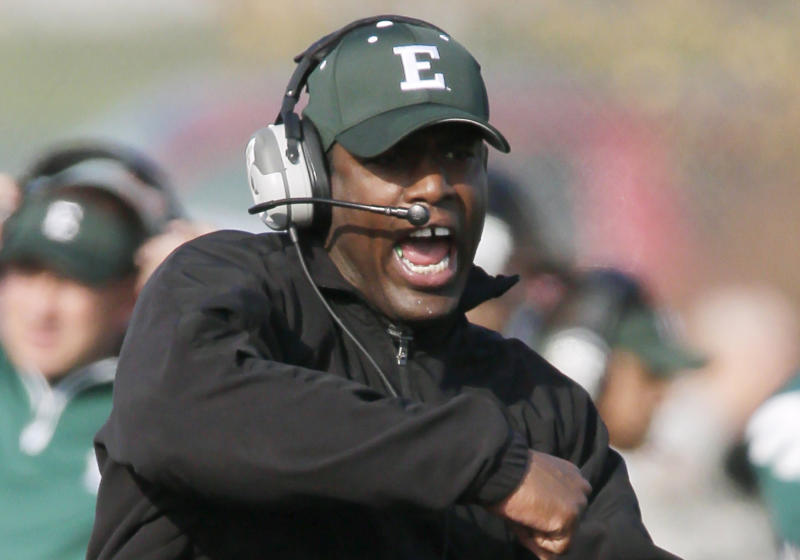 EMU fired coach regrets 'inappropriate language'