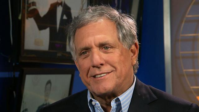 Les Moonves: The one that stood out was Stephen Colbert