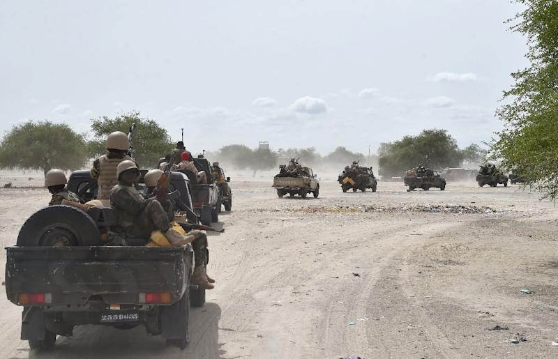 Niger soldiers kill 38 Boko Haram extremists in operation