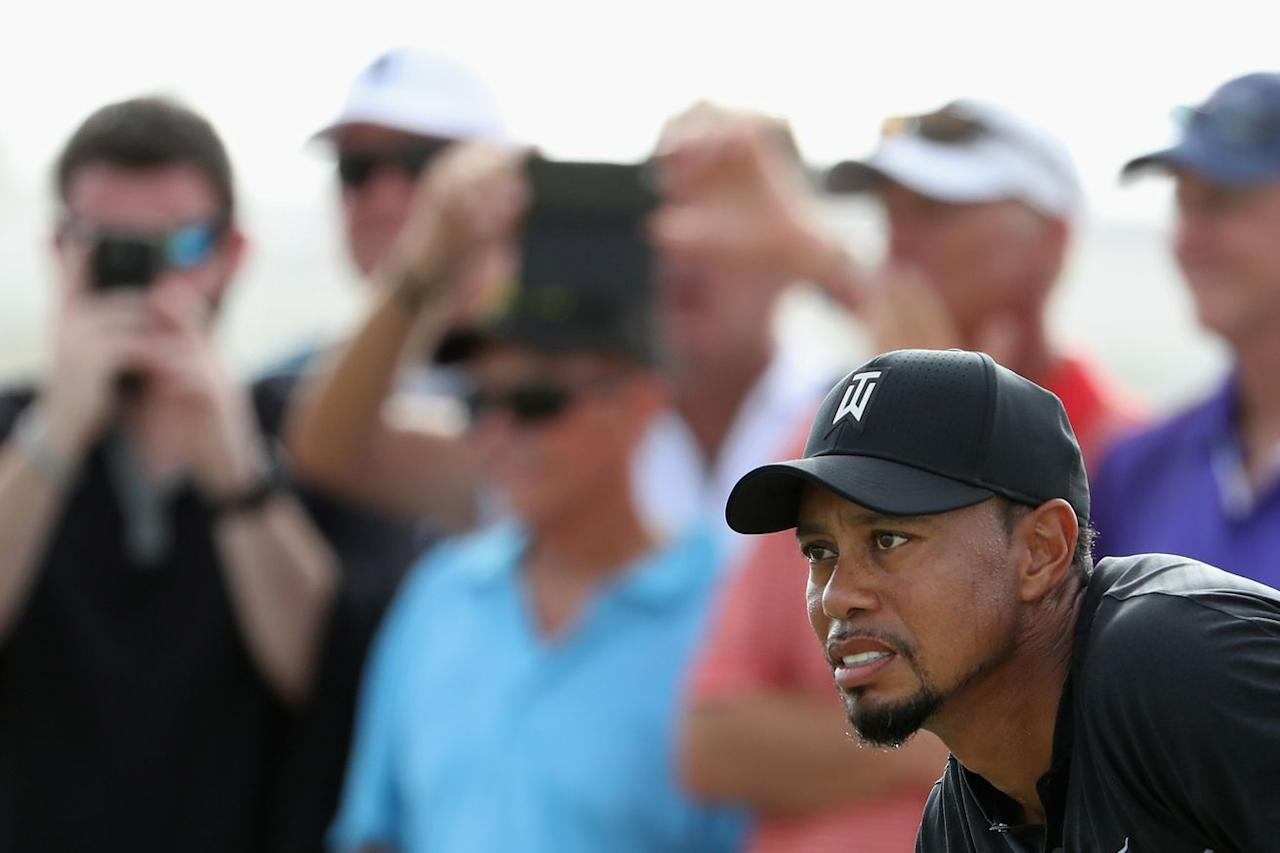 How to watch Tiger Woods at Hero World Challenge live online on Friday