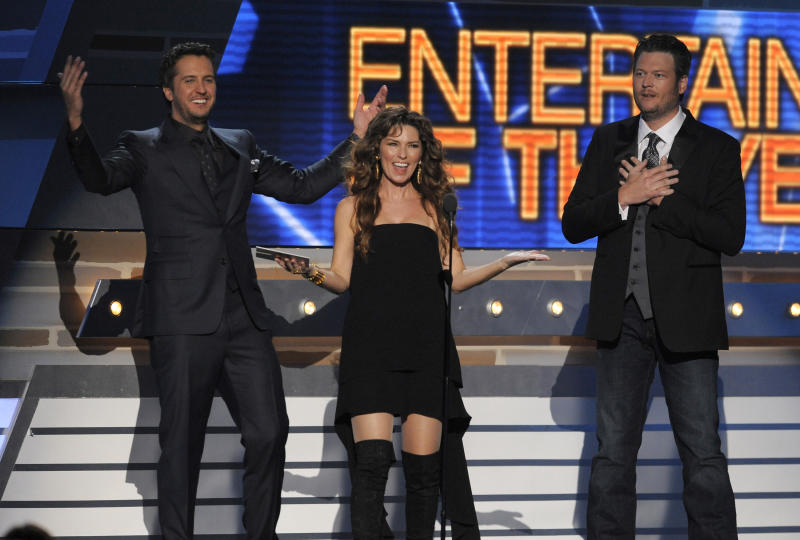 A country music upset in the Nielsen ratings