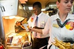 Fast food CEO: Minimum wage hikes closing locations