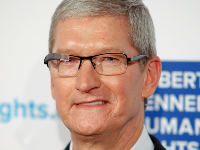Tim Cook Advises Tech Firms to Take more Action Against Fake News