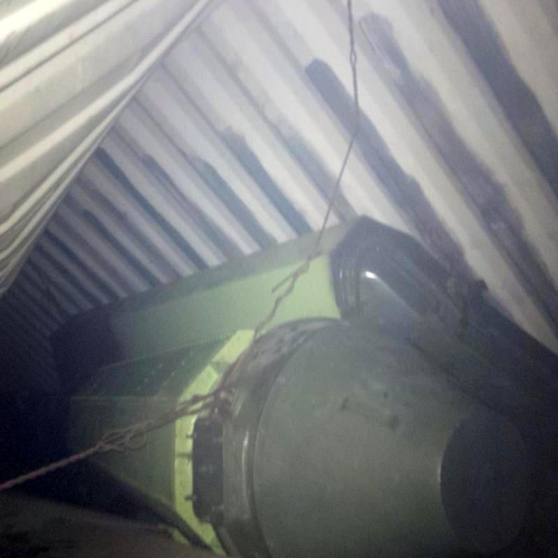 Panama finds suspected weapons on N. Korean ship