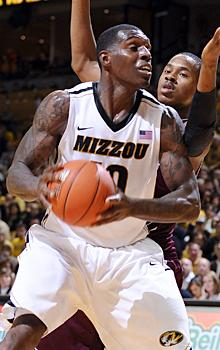 Weekend watch: Missouri, Baylor square off