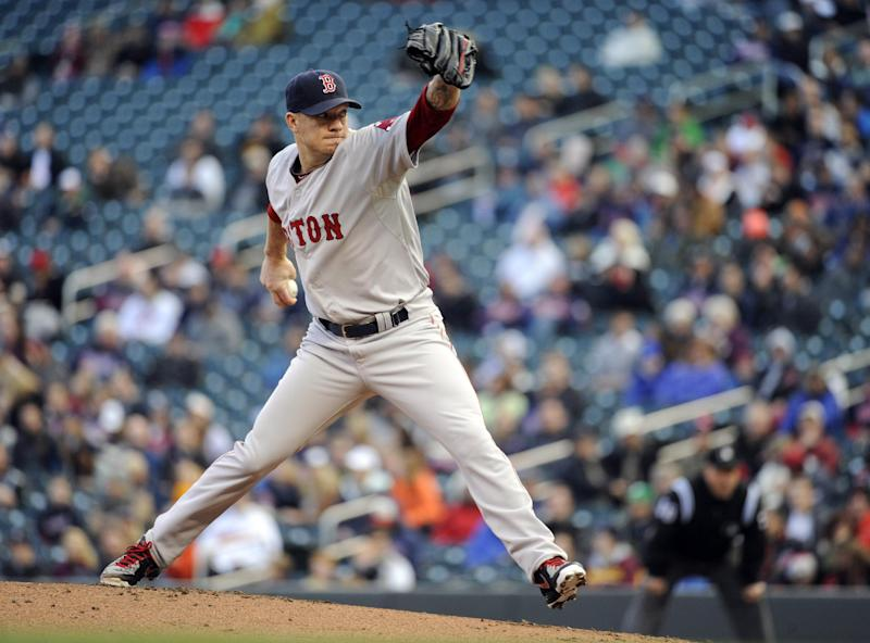 Parmelee's HR in 9th lifts Twins over Red Sox 8-6