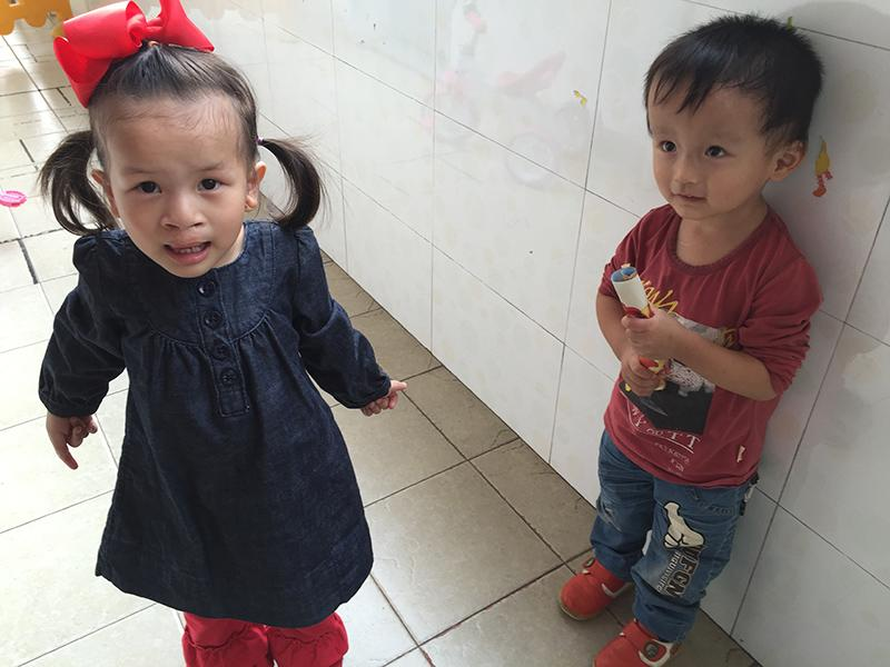 Heartwarming video of toddlers from Chinese orphanage that reunited in Texas