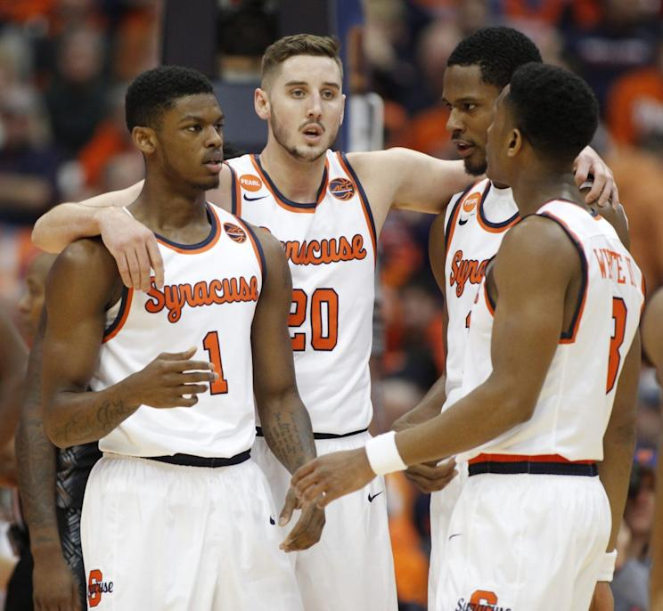 Georgetown beats Syracuse 78-71 in rivalry renewal