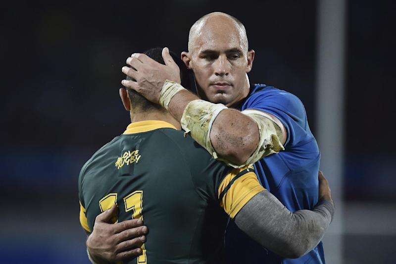 Italy captain Parisse banned for three weeks, to miss test versus Tonga