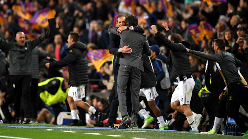 Catalonians out of Champions League after 0-0 draw with Juve