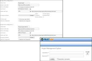 Project Insight Project Management Software Provider First to Support Multiple Methods of Single Sign-On (SSO)