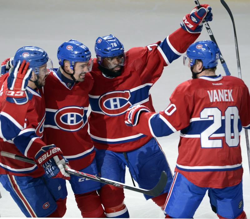 Canadiens' Weise getting unexpected attention