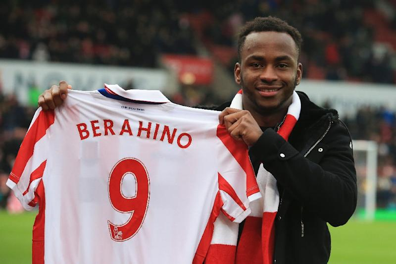 Saido Berahino 'always told Stoke his drink was spiked'
