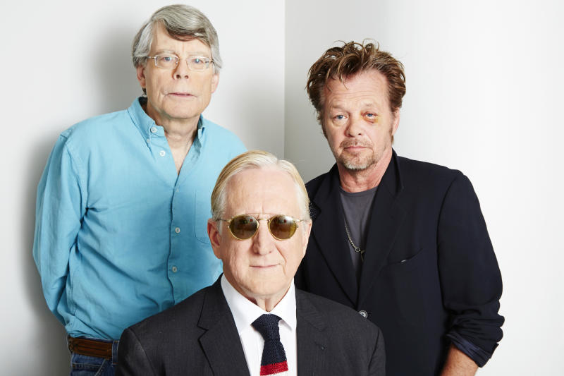 King, Mellencamp break rules with 'Ghost Brothers'