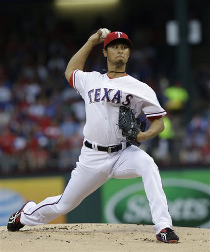 Texas takes 7-3 win, opening series over Angels
