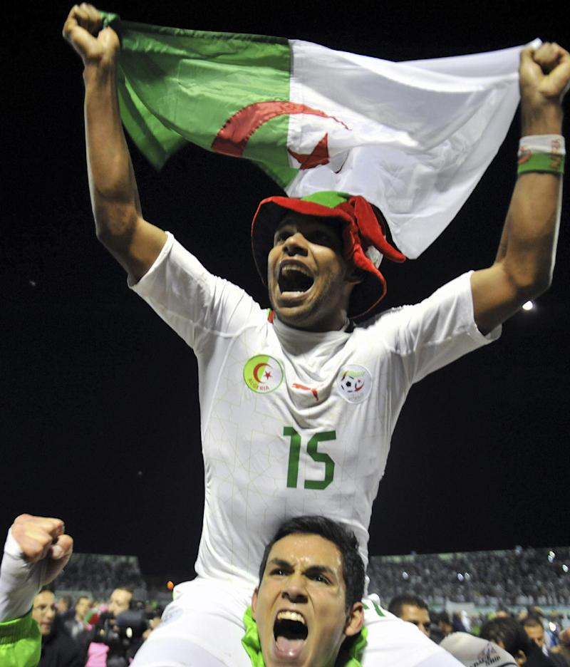 12 dead after Algeria World Cup celebrations