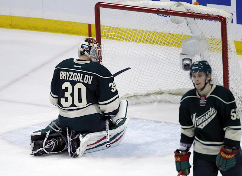After strong playoffs, future is bright for Wild